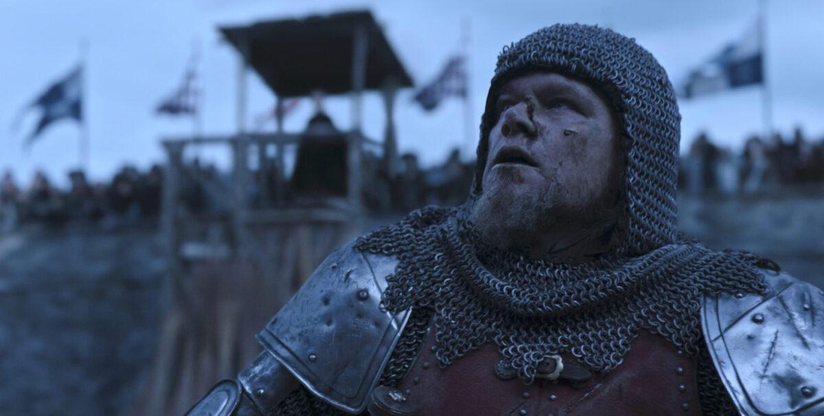 Estrenos: crítica de «El último duelo», de Ridley Scott