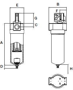 Filter Housing: Filter Housing Parker