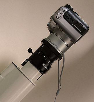 Zeiss Axiostar Microscope Universal Digicam Adapter