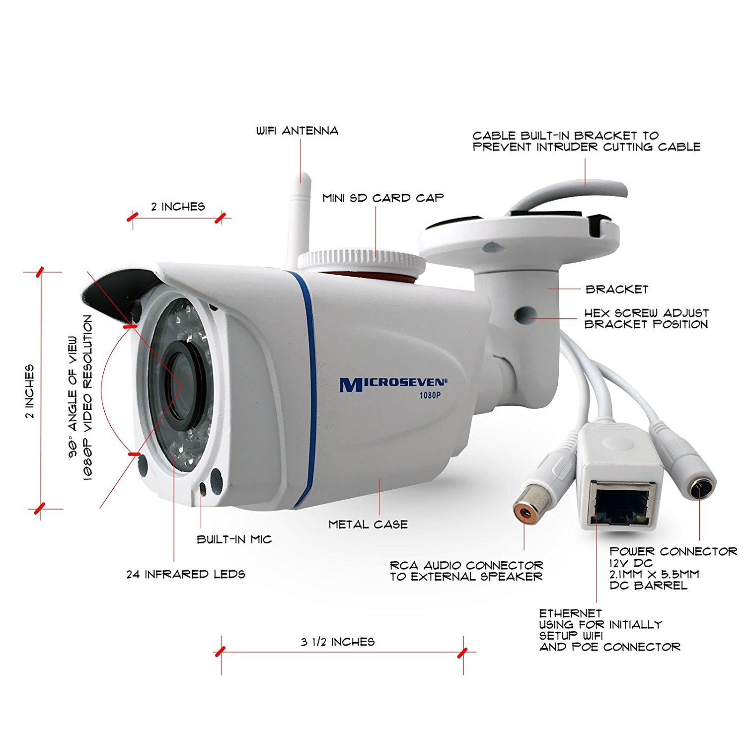 Rj25 Wiring Diagram Clearance Network Cameras Ip Camera Security Camera