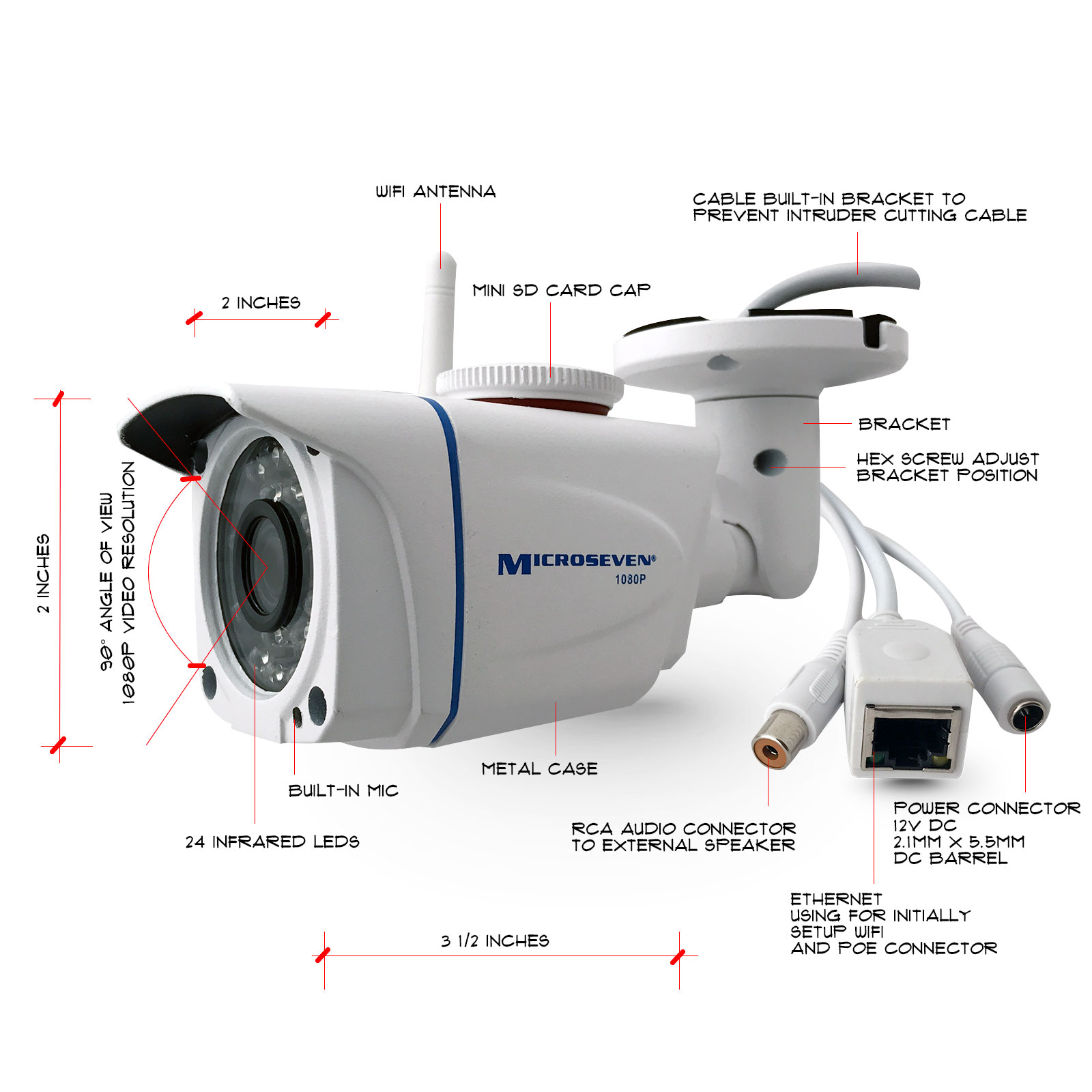 hight resolution of m7b77 wps hd 1080p newest sony 1 2 8 chipset cmos 3 6mm 3mp