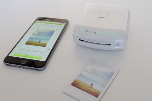 Permalink to Fujifilm Instax Share, imprimir desde el móvil directamente al bolsillo
