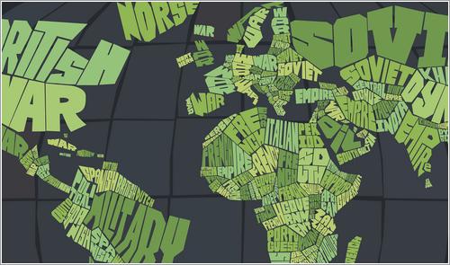 Historia lacónica del mundo por Martin Elmer