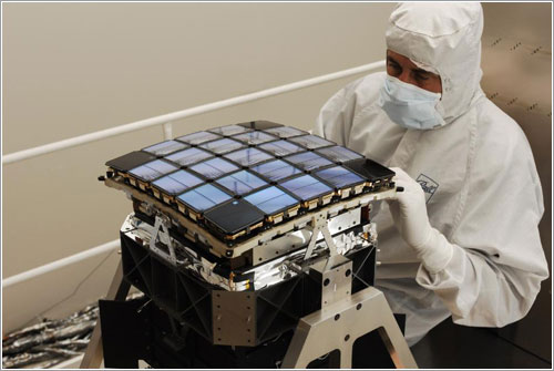 CCDs del Kepler - NASA / Ball Aerospace