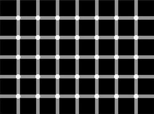 Puntos negros que no están