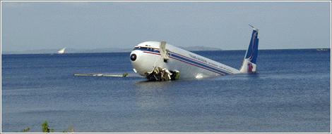 Avion Varado