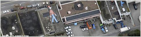 Dónde está Wally, en Google Earth