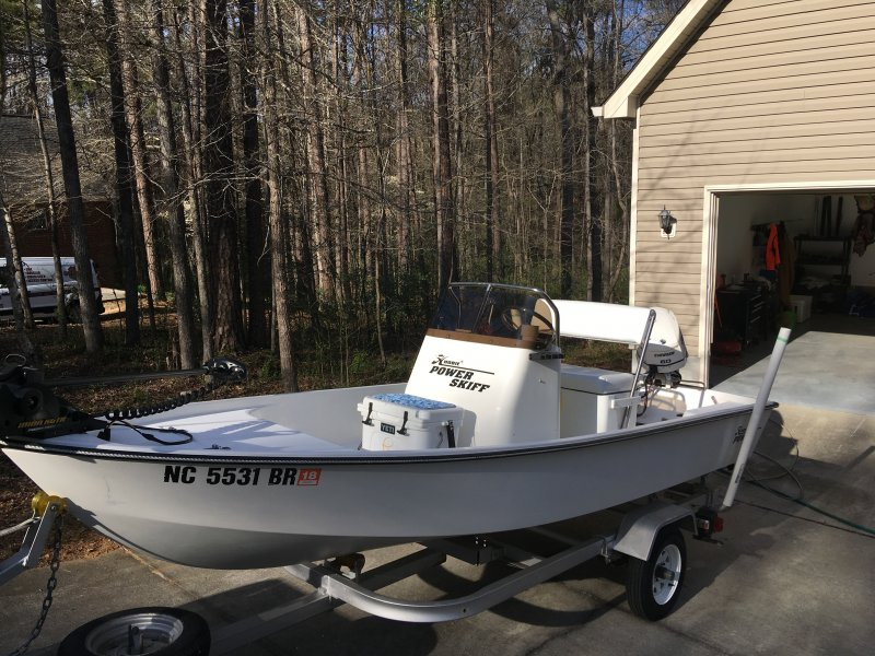 Hobie Power Skiff 15 Specs