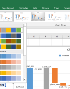 Introducing the waterfall chart also   deep  to more streamlined rh microsoft