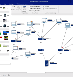 easily connect data to diagrams with visio  [ 1753 x 918 Pixel ]