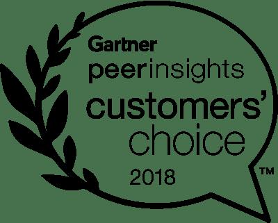 Microsoft named a 2018 Gartner Peer Insights Customers