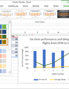 Using chart colors also telling  story with charts in excel microsoft blog rh