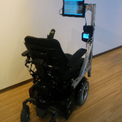 Quantum Wheelchair Mamas And Papas Chair Tray Eye Controlled - Microsoft Research