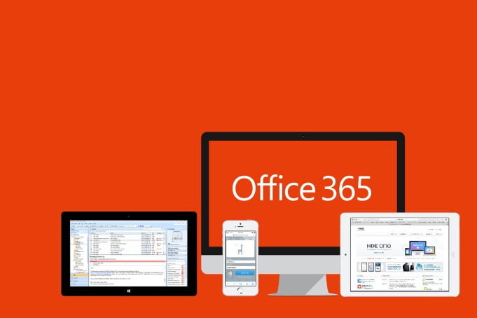 Office en varios dispositivos
