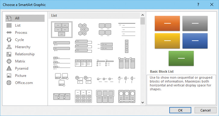 Choose format > box styles. Insert And Modify Diagrams In Microsoft Word 2016 Microsoft Press Store