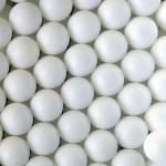 Polypropylene Polymer Spheres, Beads, Balls