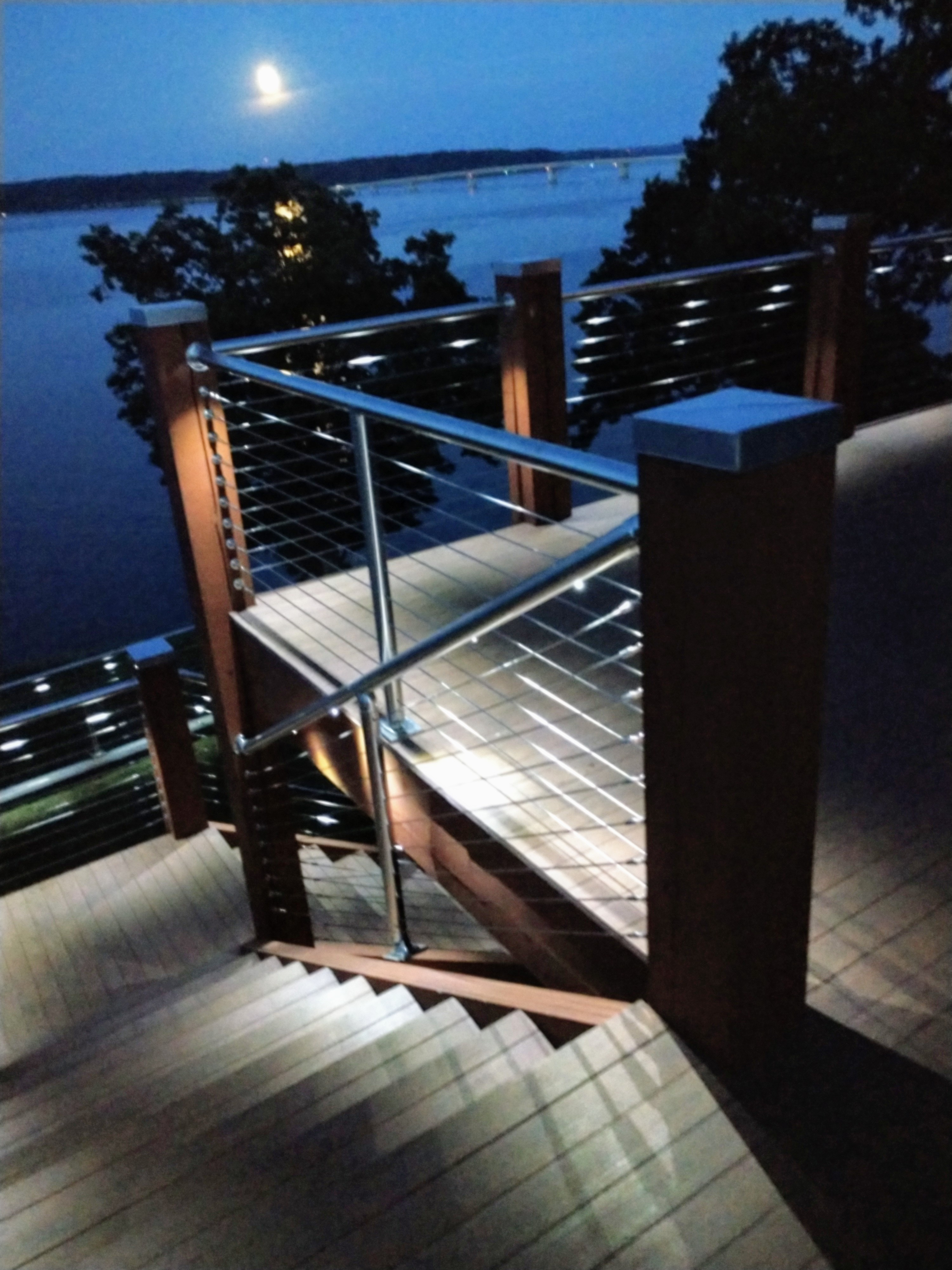 micro star led deck and rail lighting