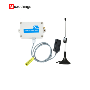 Wireless Temperature Humidity IoT Sensor