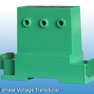 Three phase Voltage Transducer With Output Analog 4-20mA