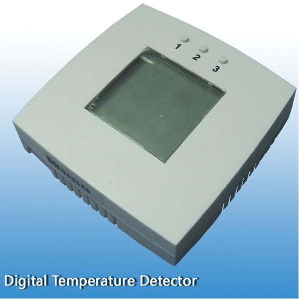 Digital Temperature Detector