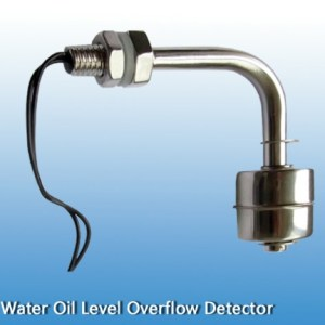 Water Oil Level Overflow Detector