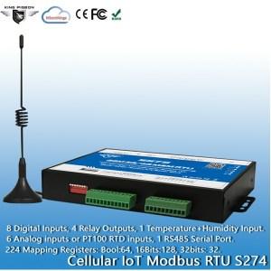 GSM IoT Modbus Remote Terminal Unit S274