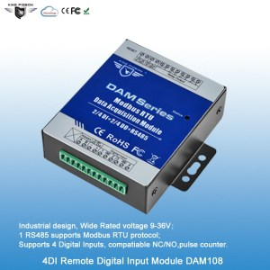 4DI Remote Digital Input Module