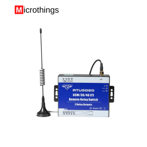 GSM Remote Relay Switch