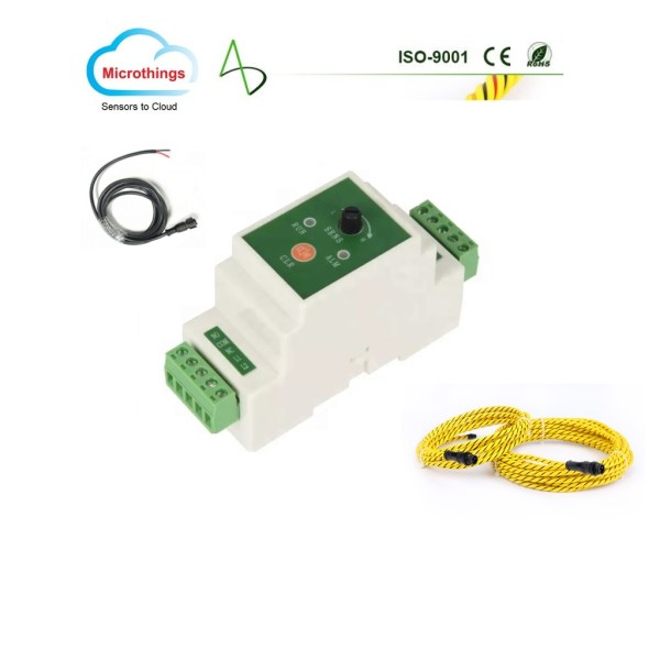 Water Leak Detector With 5 Meter Sensing Cable