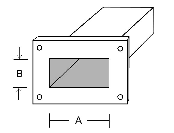 Microwave Waveguide