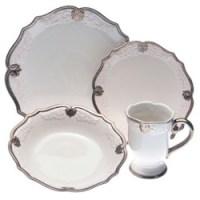 Discontinued Certified Intl Regency Ivory Dinnerware by ...