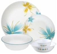 Discontinued Corelle Hawaiian Dinnerware