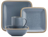 Discontinued Dansk Santiago Blue Dinnerware