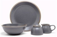 Discontinued Dansk Santiago Grey Dinnerware