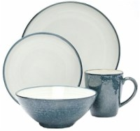 Discontinued Sango Jewel Blue Dinnerware