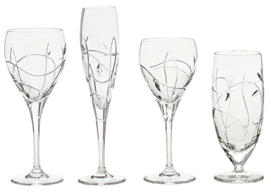 Marquis by Waterford Crystal Caelyn Stemware