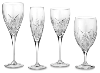Marquis by Waterford Crystal Caprice Stemware