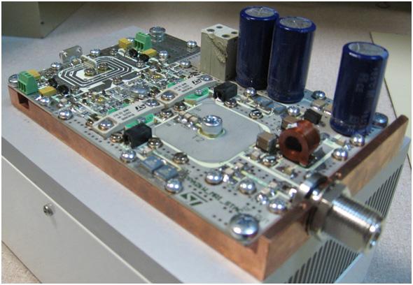 To Debug An Oscillating Amplifier Rf Tutorial Amplifier Design