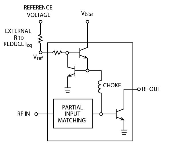 A Cost-effective 2 W GaAs MMIC Amplifier Solution