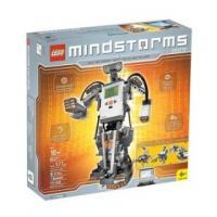 A Lego Mindstorms set
