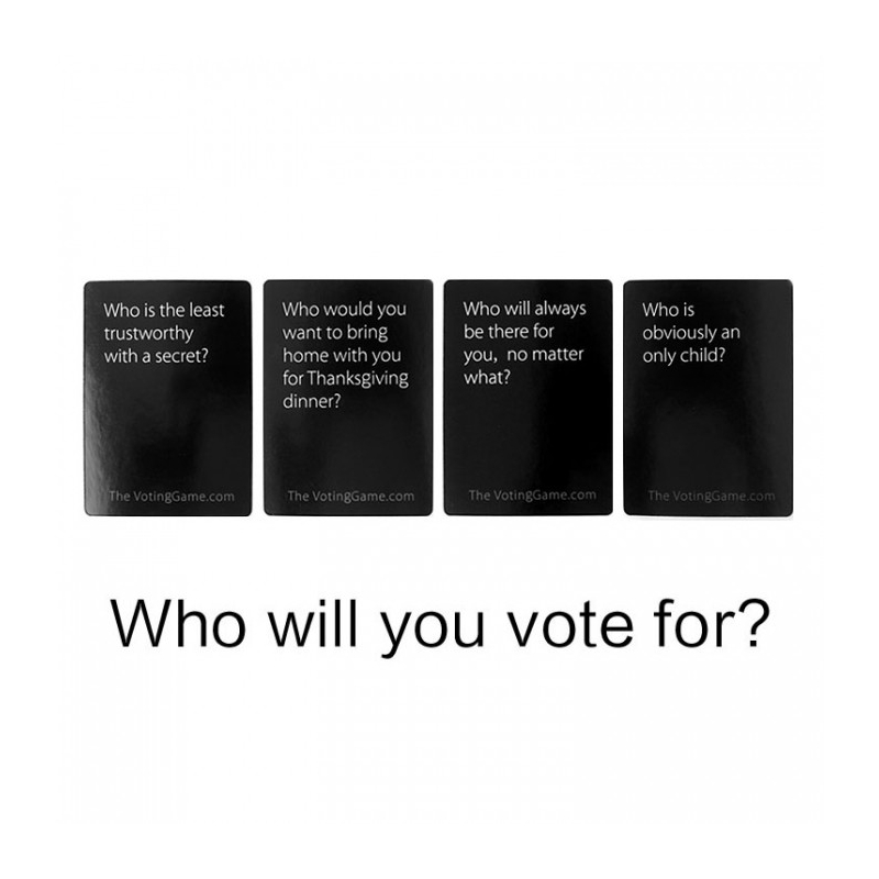 Wholesale The Voting Game The Party Game About Friends