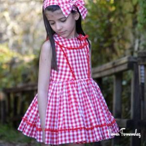 Vestido Scarlett de Noma Fernandez