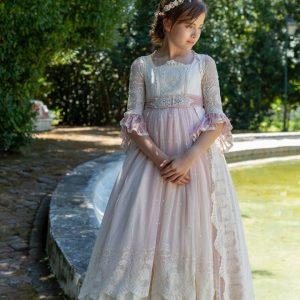 vestido marita rial comunion