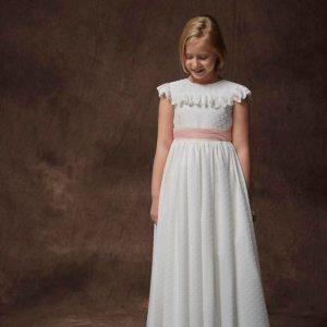 vestido comunion eva castro