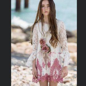 vestido Ananda de bella bimba