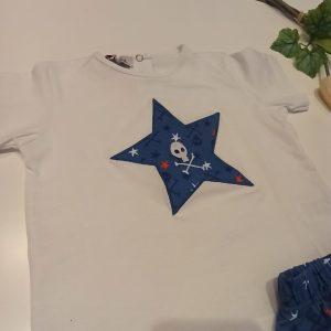 camiseta plata de maricruz
