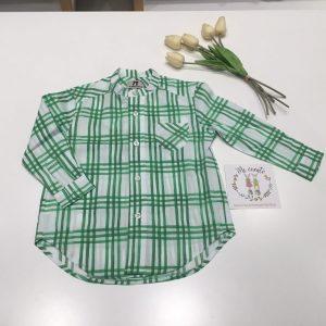 camisa niño gerbera de la martinica