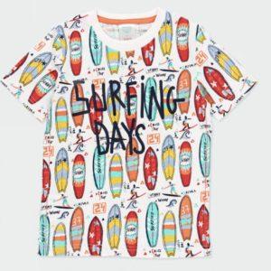 camiseta tablas de surf
