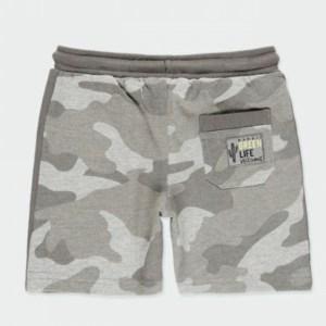 pantalones grises de camuflaje
