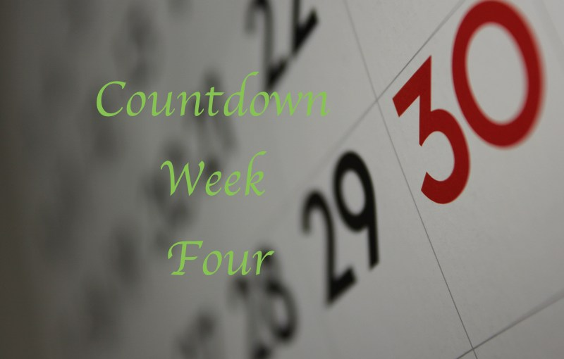 Mike's Countdown To 195: Week Four